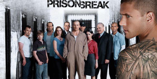 Prison Break revine cu un nou sezon în 2017
