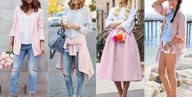 Culorile vedetă ale acestei veri în materie de vestimentație