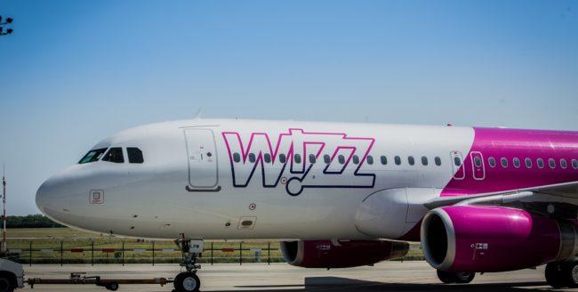 Wizz Air a inaugurat a 5-a aeronavă la Cluj