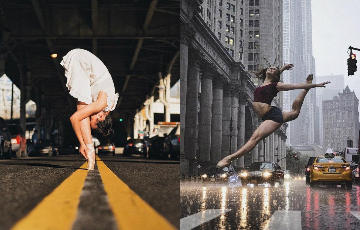collage - balet
