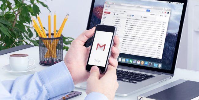 Google anunță îmbunătățirea securității pe Gmail