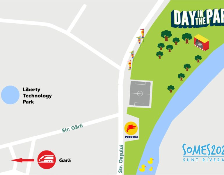 harta Day in the Park