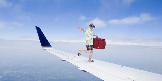 Cum să scapi de teama de zbor cu avionul