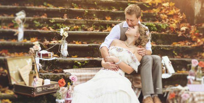 Idei creative pentru o nuntă cu tematică de toamnă