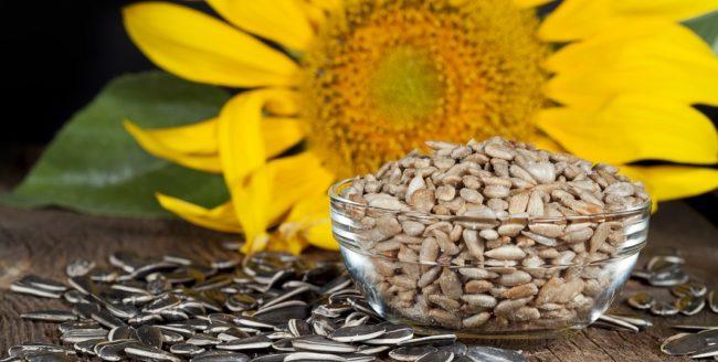 Beneficiile semințelor de floarea soarelui