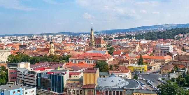 Bibliotecile universitare din Cluj-Napoca