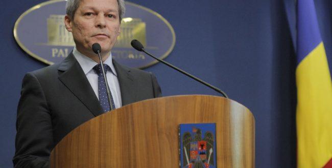 România 100, platforma lansată de Dacian Cioloș