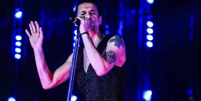 Depeche Mode revine la Cluj în 2017