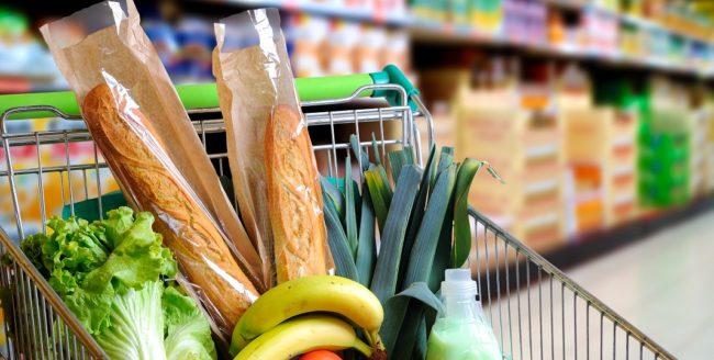 Legea care interzice risipa alimentară a fost adoptată