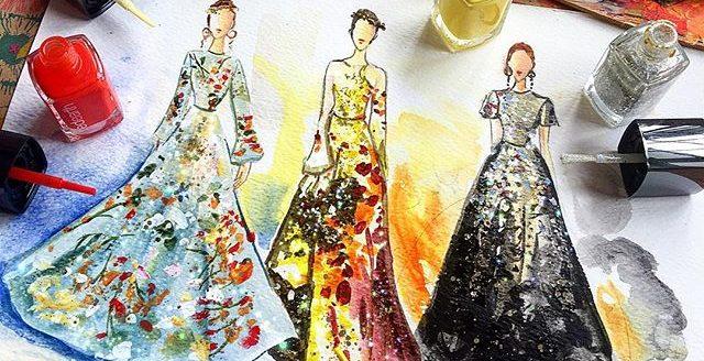 Modă și artă cu ajutorul lacurilor pentru unghii