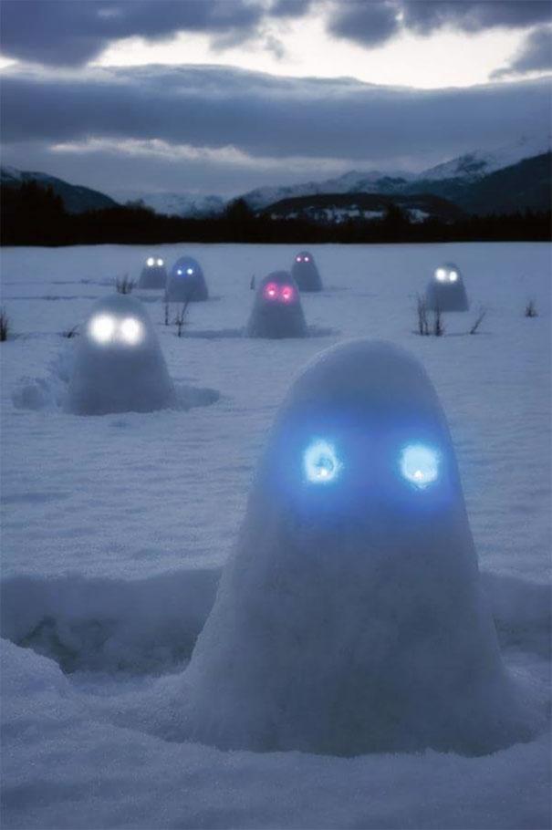 oameni de zapada fantoame