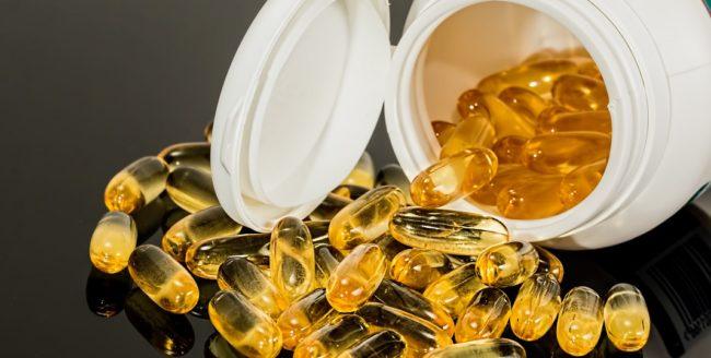 7 beneficii ale consumului de ulei de pește omega 3