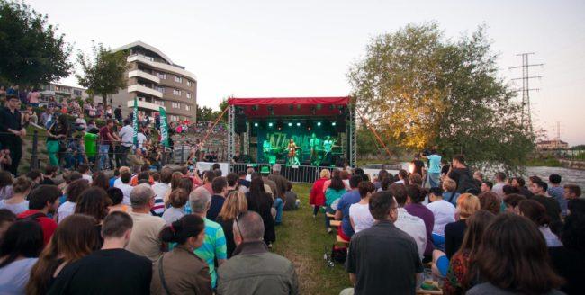 Concursul Internațional Jazz in the Park caută trupe jazz care să deschidă festivalul