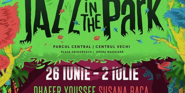 Artiști de renume și concerte plătite la Jazz in the Park 2017
