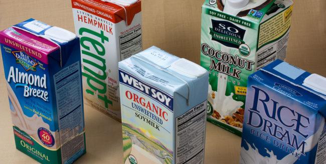Tipuri de lapte vegetal și beneficiile fiecăruia
