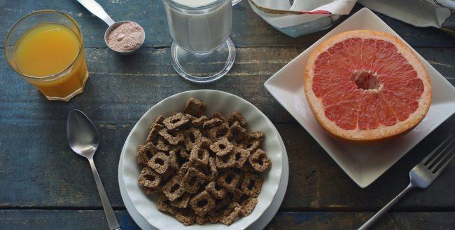 5 rețete de mic dejun cu grepfrut
