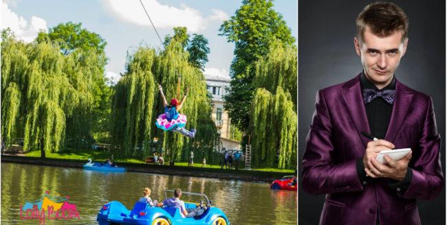 "[Interviu] Cristian Gog – ""Prin Lollyboom, ideea de a redeveni copil devine o stare de spirit"""