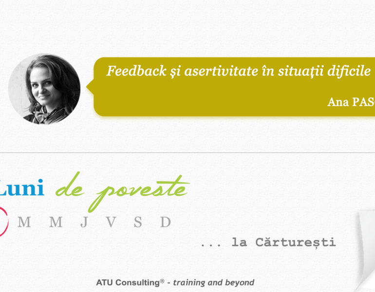 feedback și asertivitate