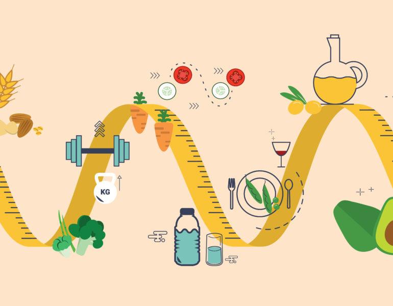 4 moduri simple de accelerare a metabolismului pentru a putea pierde mai uşor kilogramele nedorite
