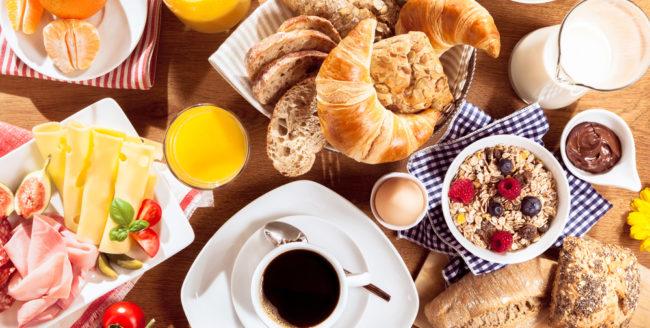 Idei de mic dejun rapid și sănătos