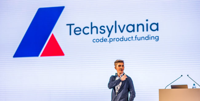 Techsylvania 2018 - între speakeri internaționali și record de participanți