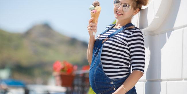 Pofte bizare pe care le au femeile pe perioada sarcinii