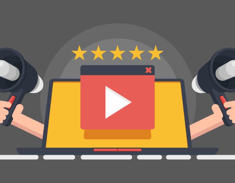 canale de youtube filme