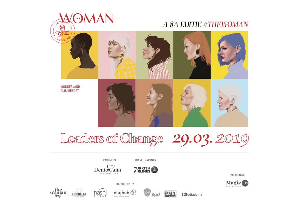 The Woman leadersofchange