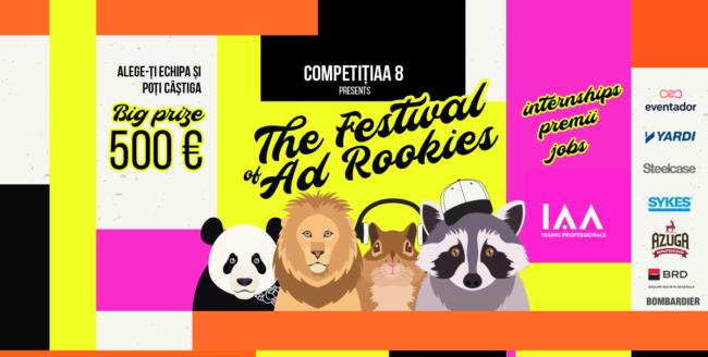 CompetițIAA 8 - O șansă unică pentru pasionaţii de marketing şi comunicare