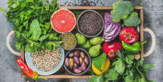 Top 20 cele mai sănătoase alimente
