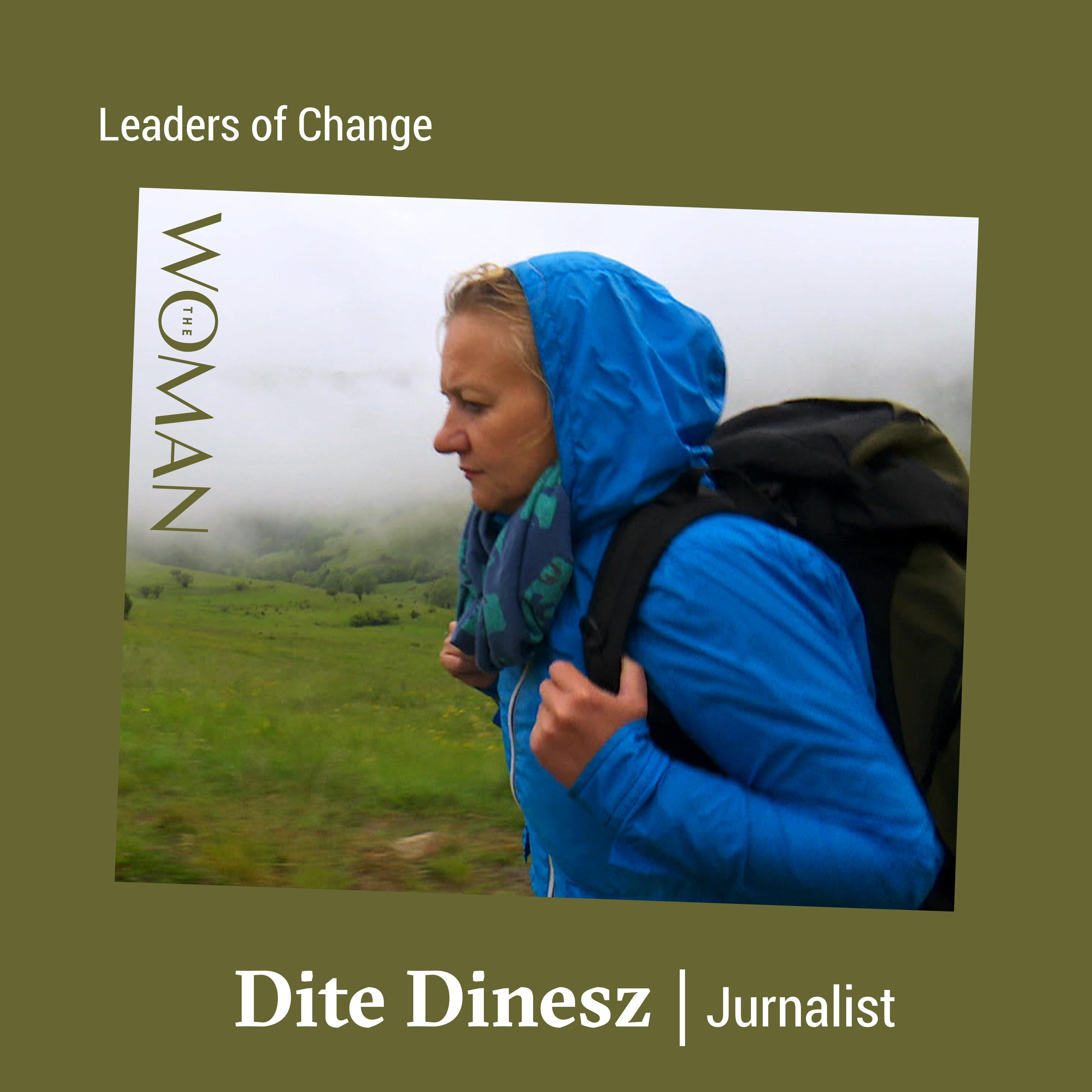 Dite Dinesz - speaker