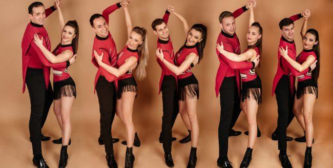 scoala de dans latin beat