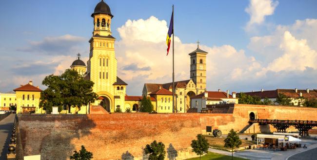 10 obiective turistice din orașul Alba Iulia