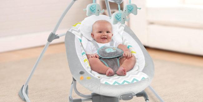 Leagănul pentru bebeluși – un moft sau un real ajutor