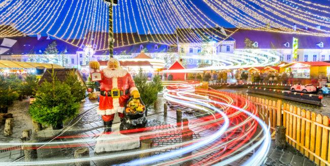 Descoperă magia Sărbătorilor la Târgurile de Crăciun din Transilvania