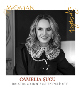 Camelia Sucu - Speaker The Woman 2020