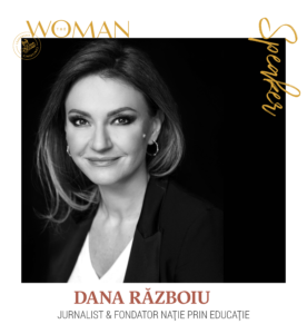 Dana Razboiu - Speaker The Woman 2020