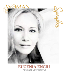 Eugenia Enciu - Speaker The Woman 2020