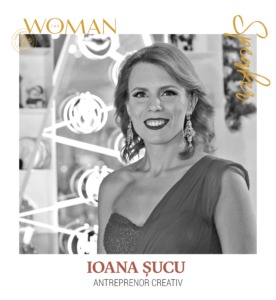 Ioana Sucu - Speaker The Woman 2020