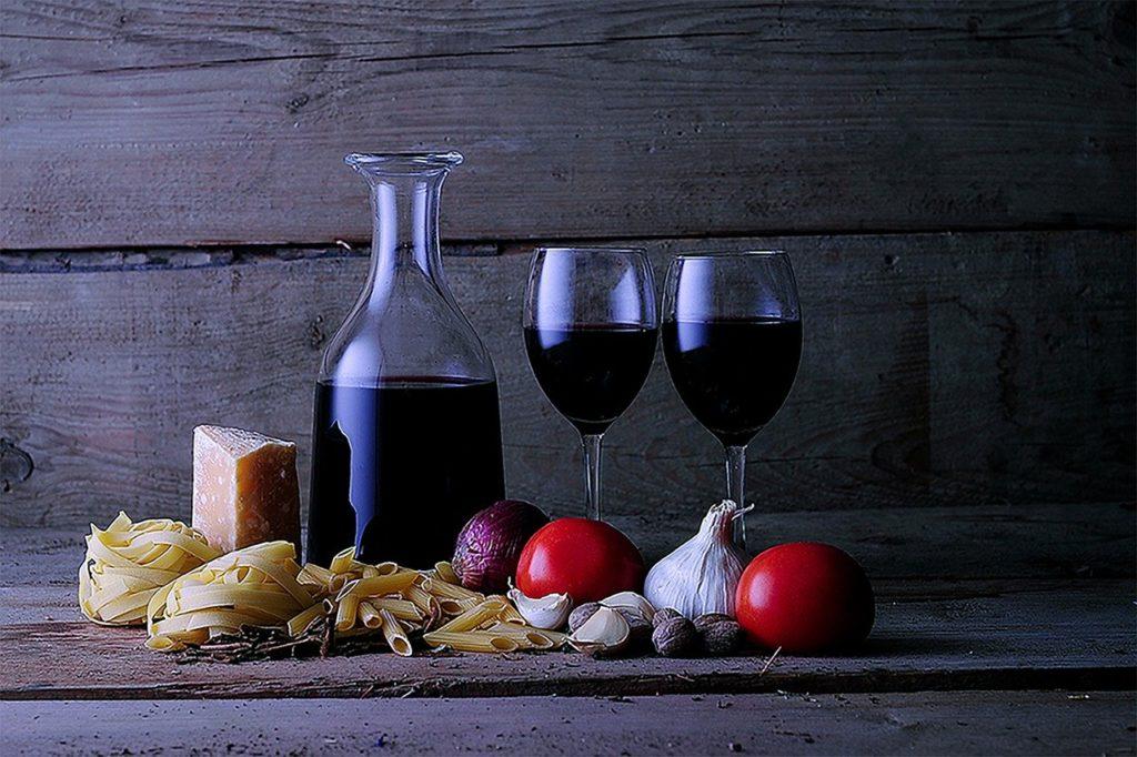 paste si vin