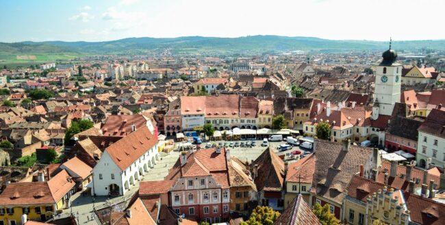 Cetatea medievală săsească, Hermannstadt (Sibiu)