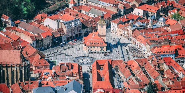Cetatea medievală săsească, Kronstadt (Brașov)