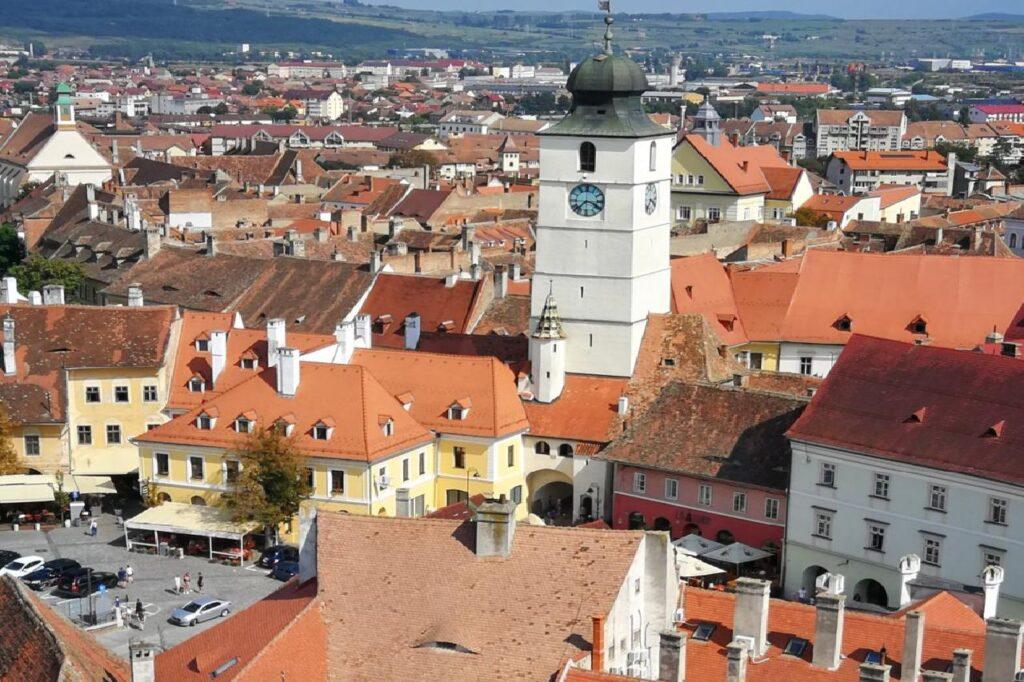 Cetate Sibiu