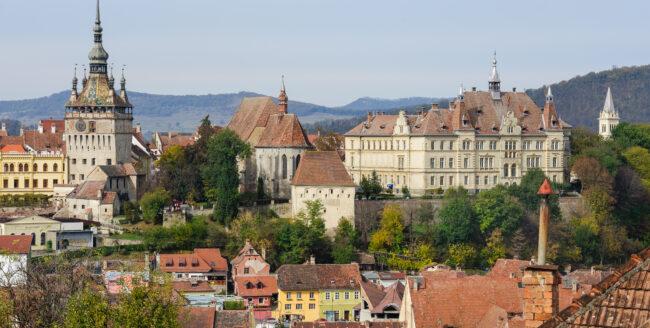 Cetatea medievală săsească, Schasburg (Sighișoara)