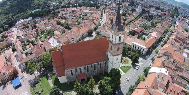 Cetatea medievală săsească, Bistritz (Bistrița)