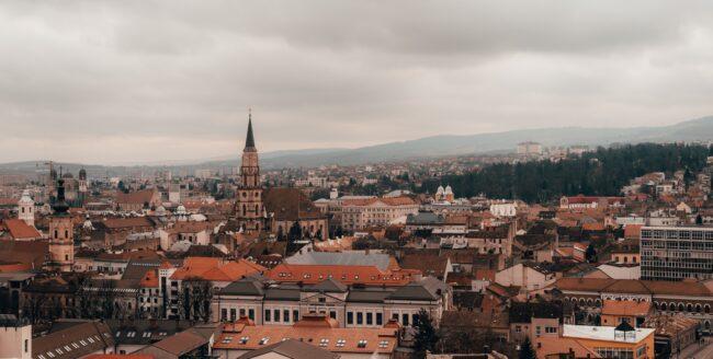 Cetatea medievală săsească, Klausenburg (Cluj Napoca)