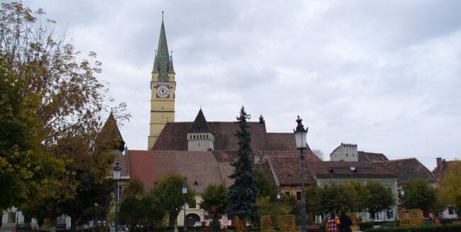Cetatea medievală săsească, Mediasch (Mediaș)