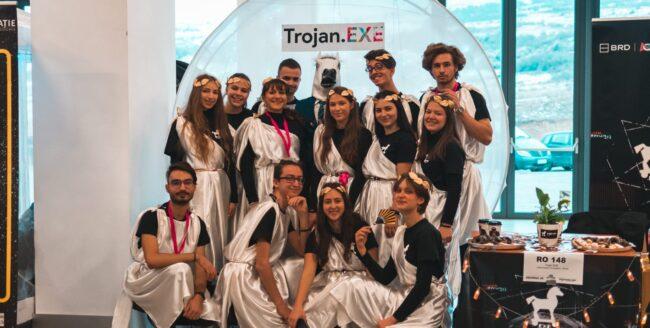 [Interviu] Echipa de robotică Trojan.EXE: Am învățat că orice concurs e mai mult decât despre a câștiga