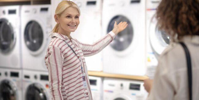 [Ghid practic] Mașini de spălat rufe. Cum alegem modelul potrivit pentru tine?