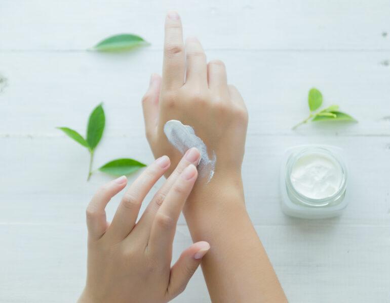 crema de mâini